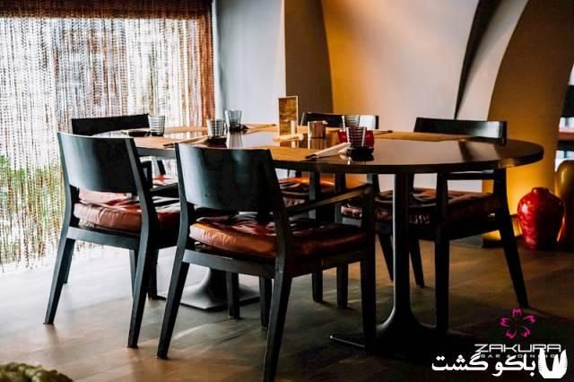رستوران های باکو، رستوران زاکورا باکو