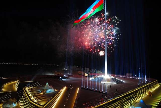 رشد گردشگری باکو Baku آذربایجان