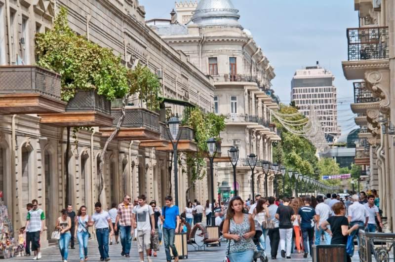 هزینه های سفر به آذربایجان(باکو)