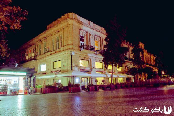 هتل های باکو ، هتل باکو آذربایجان