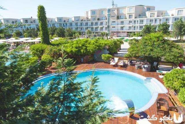 هتل باکو ، هتل های باکو