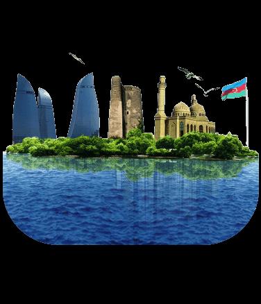 تور باکو هوایی ، رزرو تور هوایی باکو و زمینی ، قیمت تور ارزان باکو