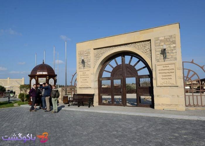 دیدنی های باکو ، مکان های دیدنی باکو
