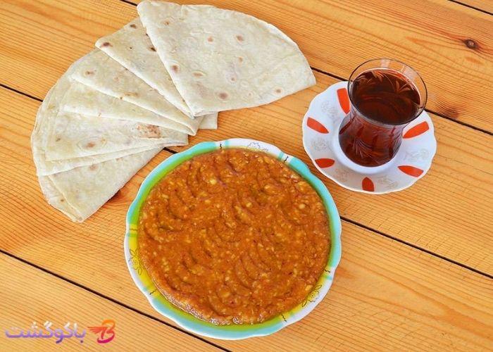 غذاهای باکو؛ معرفی 23 نوع غذای معروف و لذیذ باکو