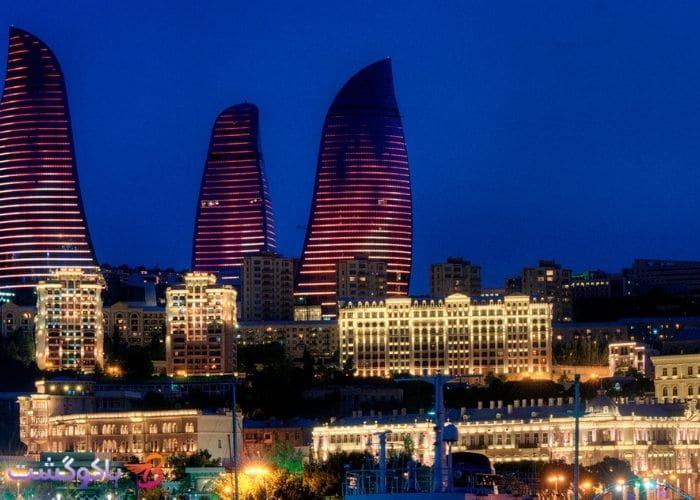 رزرو هتل در باکو به چه صورت است؟