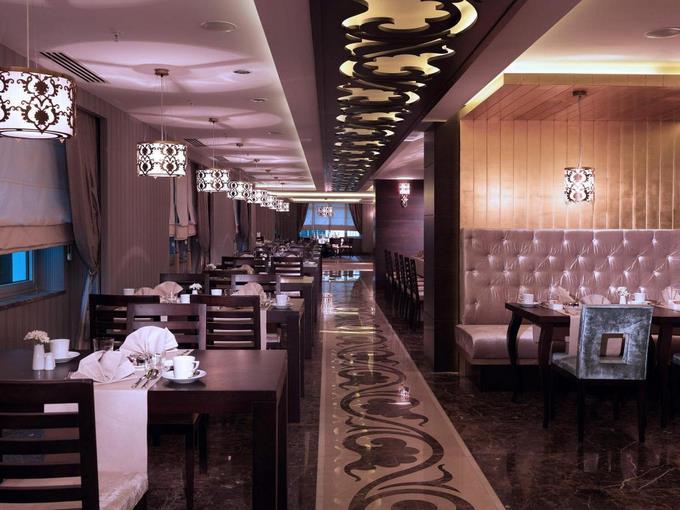 هتل پولمن ، رزرو هتل باکو