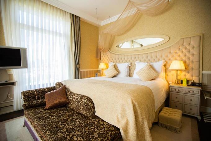 هتل اکسلسیور باکو ، رزور هتل باکو