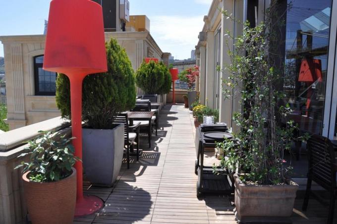 هتل سلطان این باکو