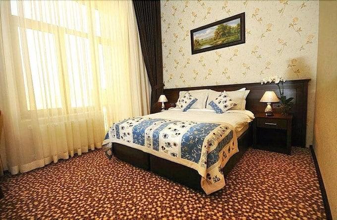 هتل سنترال پارک باکو ، رزرو هتل باکو