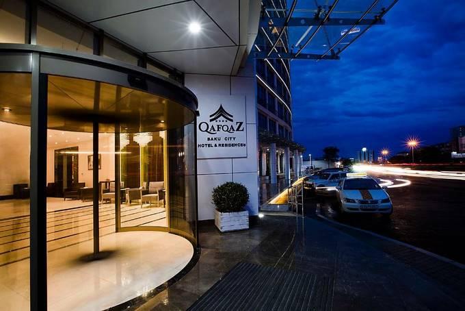 هتل قفقاز سیتی باکو ، هتل باکو