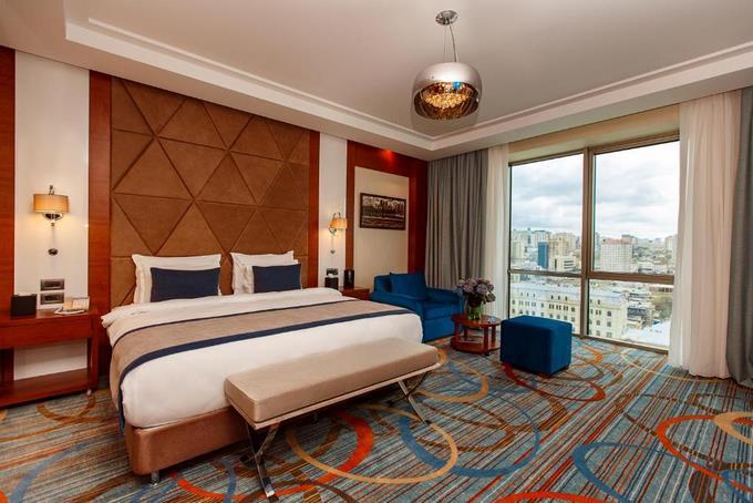 هتل وینترپارک باکو ، رزرو هتل باکو
