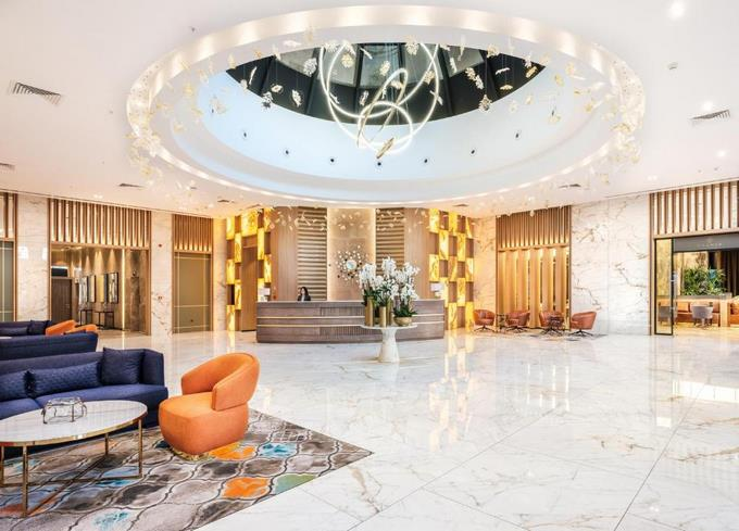 هتل اینتر کنتینتال باکو ، رزرو هتل باکو