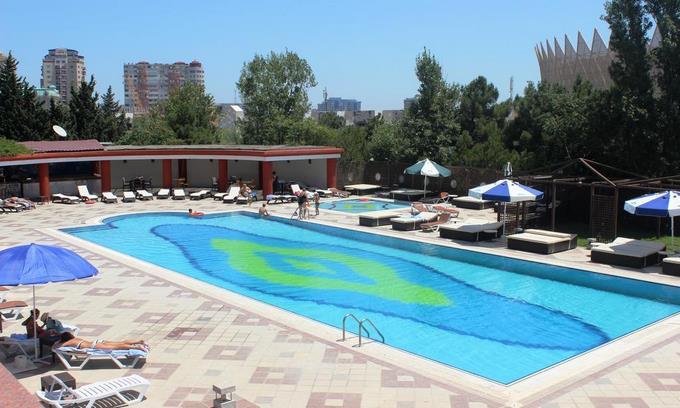 هتل گرند اروپا باکو ، رزرو هتل باکو