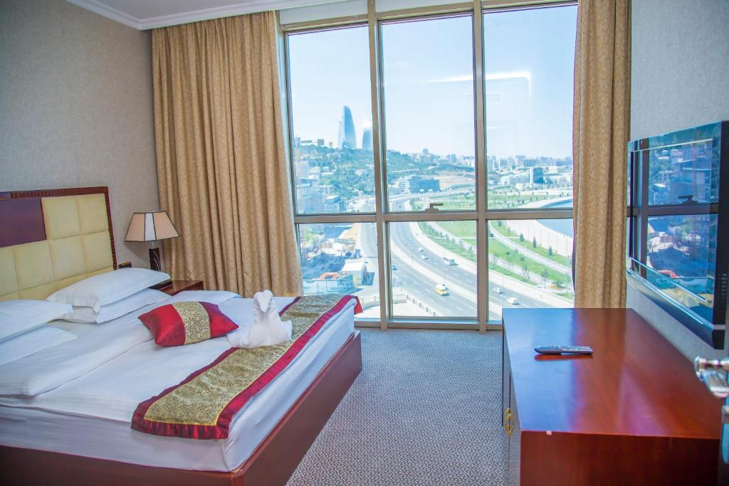 هتل گلدن کاست باکو ، رزرو هتل باکو