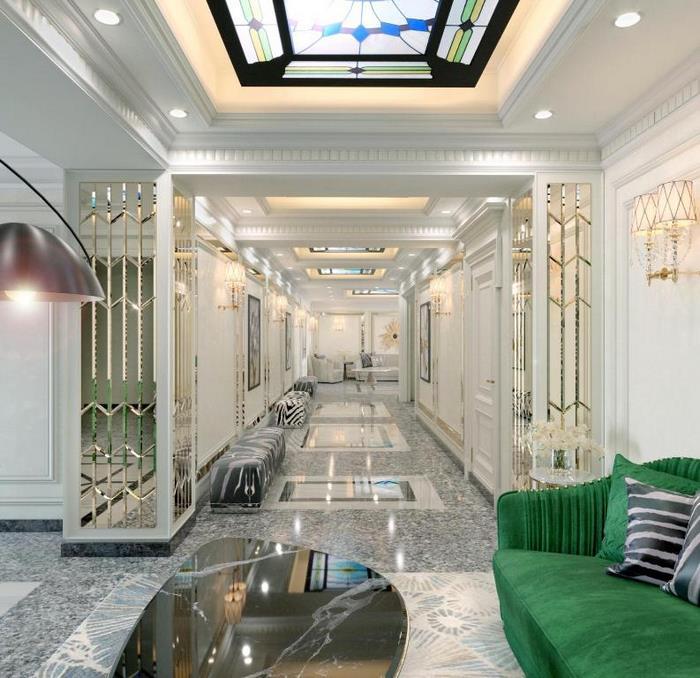 هتل گنجعلی پلازا باکو - رزرو هتل باکو