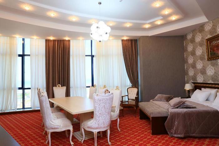 هتل اسپرینگ باکو ، رزرو هتل باکو ، هتل باکو