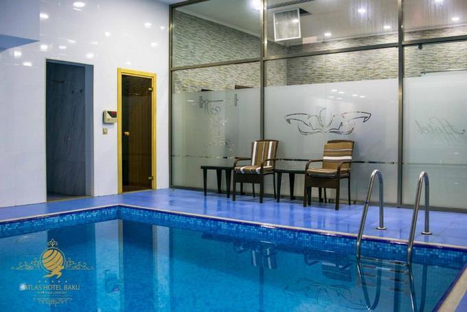 هتل اطلس باکو ، رزرو هتل باکو