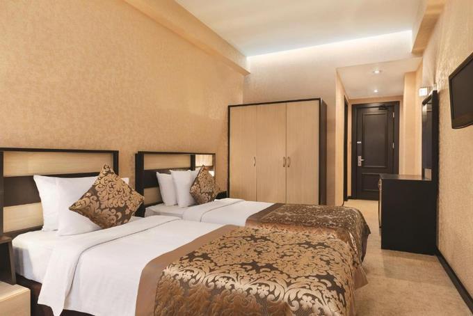 هتل دیز این باکو ، هتل باکو ، رزرو هتل ارزان باکو