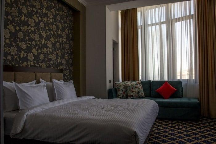 هتل کرنیچ باکو ، رزرو هتل باکو ، هتل باکو